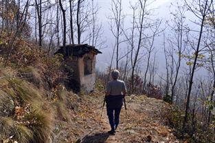 abitato di Villaretti 1134 m