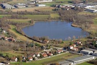 Lago di Caselette