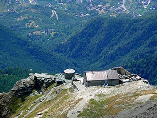 rifugio Ca' d'Asti