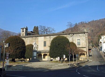 chiesa di Santa Maria delle Grazie - Esterno