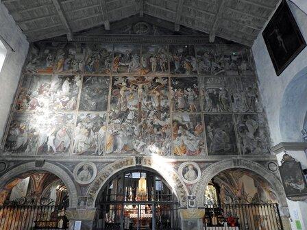 chiesa di Santa Maria delle Grazie - Interno