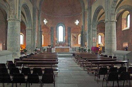 chiesa della Sacra di San Michele