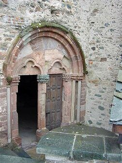 Porta dei monaci
