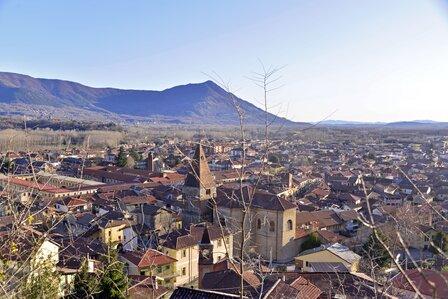 abitato di Sant'Ambrogio