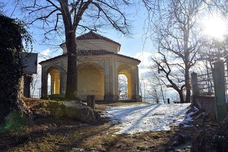 cappella del Sacro Monte di Belmonte