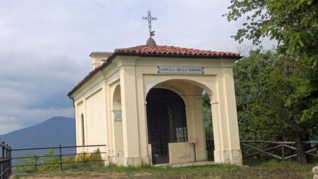 IV cappella Veronica del Sacro Monte di Belmonte