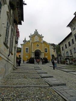 chiesa seicentesca di S. Maria Assunta