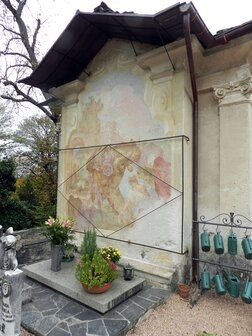 antico cimitero di Orta