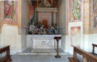 cappella della Nativit?? di Maria - Interno