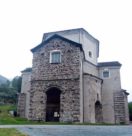 santuario di Madonna della Guardia