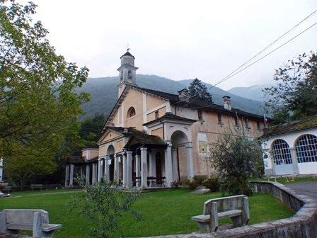 Santuario Madonna del Boden - Esterno