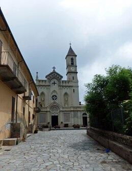 Santuario di S. Chiaffredo - Esterno