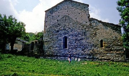 Chiesa della Certosa di Montebenedetto
