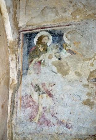 Abbazia Santa Maria di Cavour - Interno