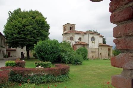 Complesso abbaziale Santa Maria di Cavour