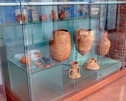 Museo di reperti origine romana a Cavour