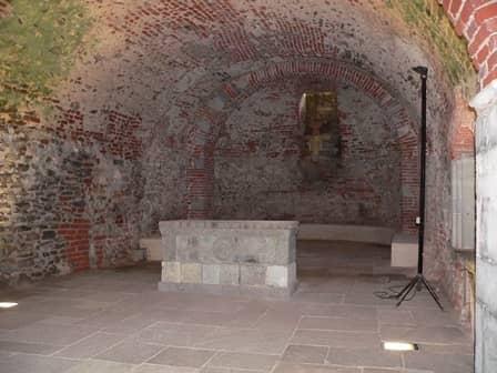 Chiesa inferiore della Certosa di Pesio