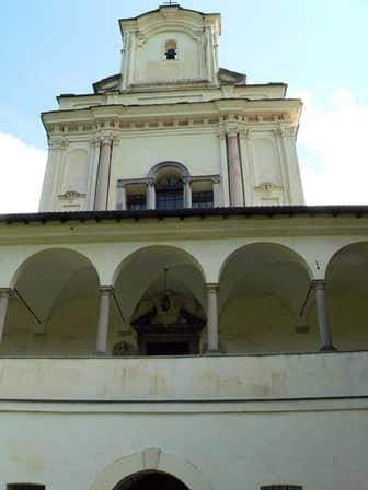Chiesa superiore della Certosa di Pesio