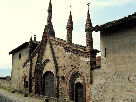 Abbazia Sant'Antonio di Ranverso - Ospitaletto