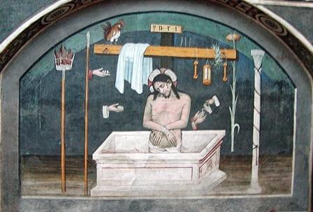 Abbazia Sant'Antonio di Ranverso - Passione