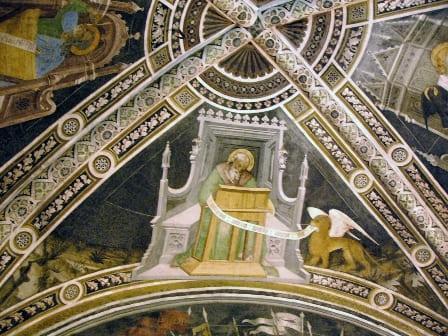 Abbazia Sant'Antonio di Ranverso - San Marco