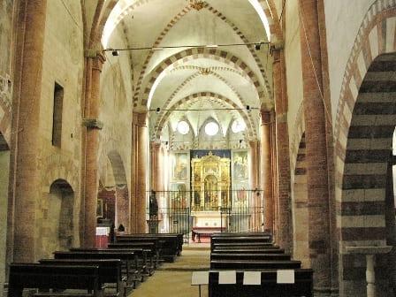 Abbazia Sant'Antonio di Ranverso - Interno