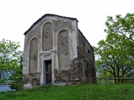 Abbazia di San Pietro di Novalesa - Cappella
