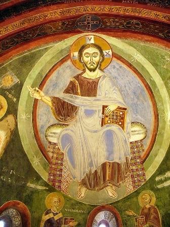 Cristo pantocrotare