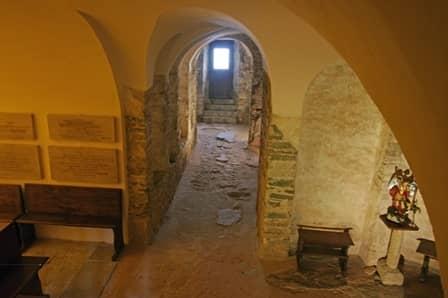 Sacra di San Michele - Monastero originario