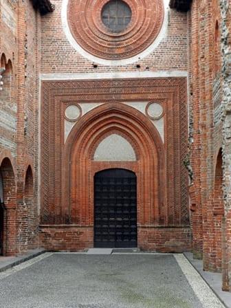 Abbazia dei Santi Nazario e Celso a San Nazzaro Sesia