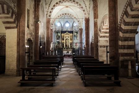 Chiesa dell'abbazia di Sant'Antonio di Ranverso