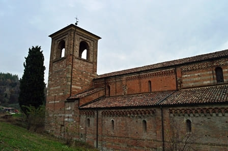Abbazia Santa Maria di Vezzolano - Campanile
