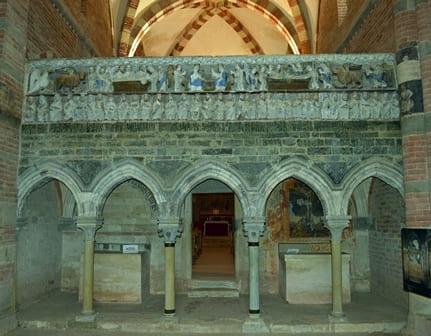 Abbazia Santa Maria di Vezzolano - Narcete