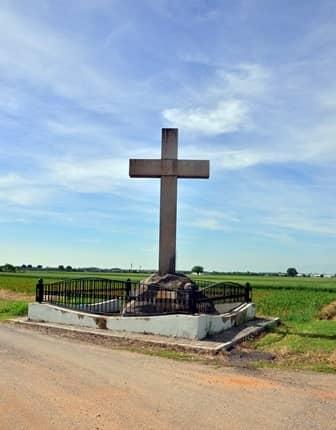 Croce Barone a Marsaglia