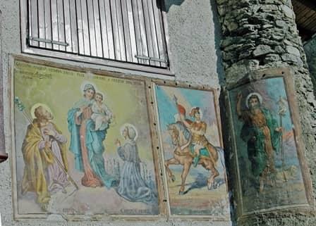 Mistà in Frazione Calchesio di Sampeyre in Val Varaita