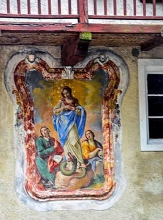 Mistà a Borgo Carcoforo in Val Sesia