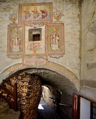 Mistà a Borgata Celle di Bellino in Val Varaita