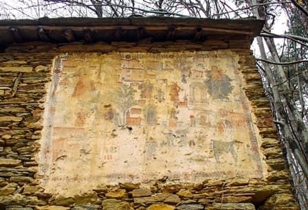 Mistà a Porte di Pinerolo della Val Chisone con significato difficilmente interpretabile