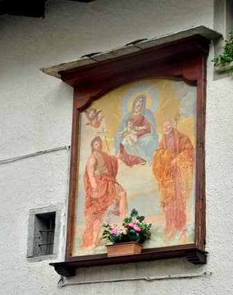Mistà a Borgo di Rimasco in Val Sermenza