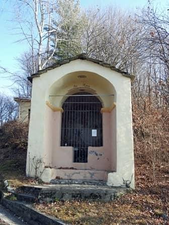 Varallo Sesia: Cappella del Brun-Port dedicata alla Madonna