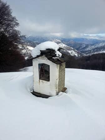 Grange Luvatera (Valle di Lanzo): presidio religioso posto presso l'alpeggio