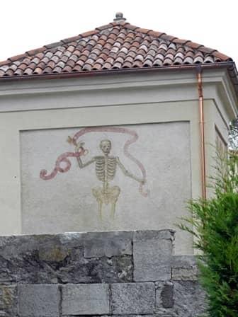 Cimitero di Armeno a Novara