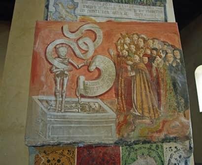 Predicazione dei morti - Sacra di San Michele
