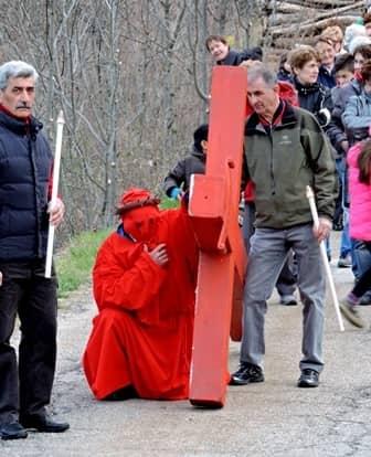 Sacra rappresentazione a Venaus