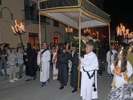 Sacra rappresentazione a Villafalletto