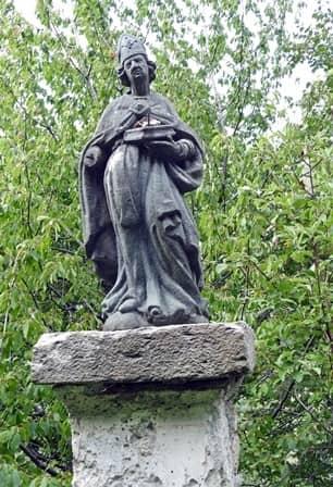 Statua di San Grato