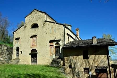 Santuario di San Costanzo al Monte