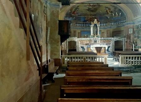 Santuario Madonna degli Angeli a Frassino