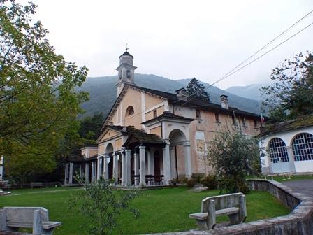Santuario Madonna del Boden a Ornavasso