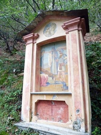 Santuario Madonna del Boden a Ornavasso - Via Crucis